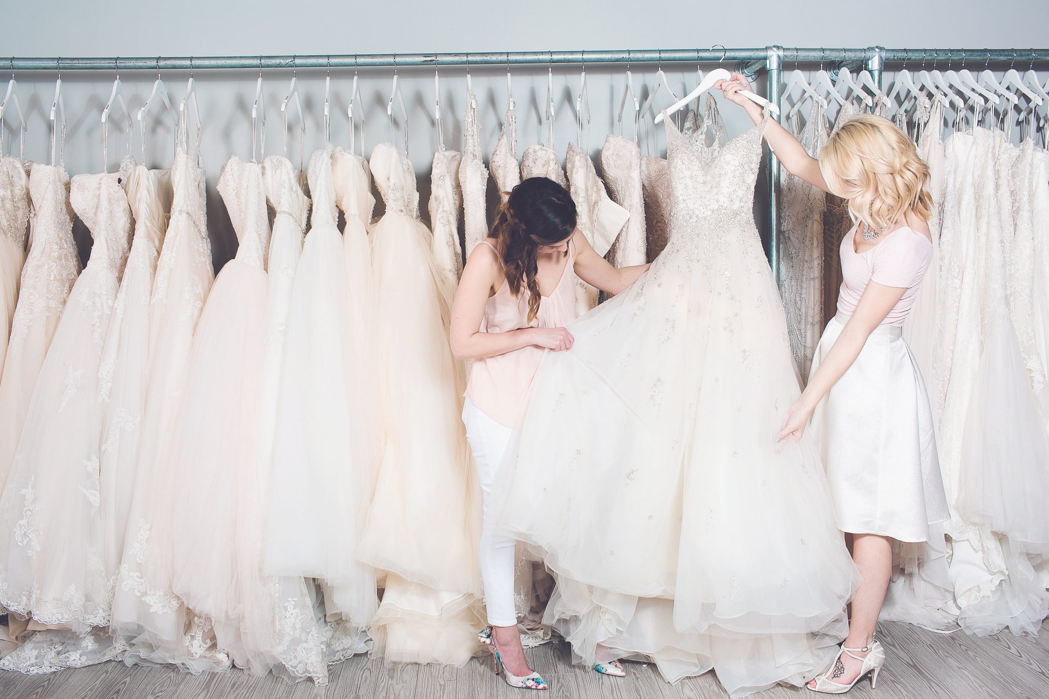 Pronovias Presents The Stunning 2018 Preview Collections: Ottawa Wedding Dresses Designers